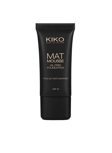 KIKO Milano Mat Mousse Foundation 12 Ten